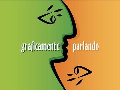 GraficamenteParlando FB Graphic's Community typography branding vector design illustration picasso logos logo creativity art facebook community graphic design