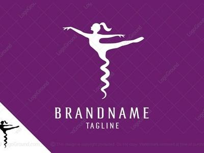 Dancing Bottle Opener logo glass opener bottle dancer twirl wine dance