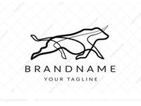 Bull Line Art