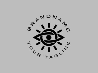 Suneye logo concept