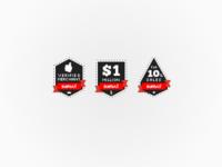 Sumall Badges