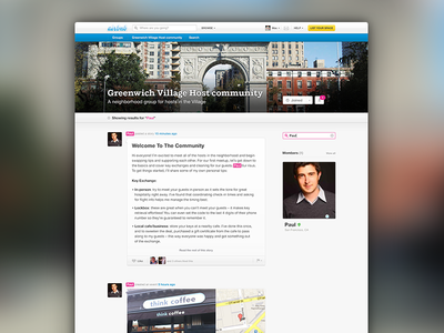 Airbnb • Group Live Search