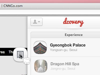 Dcovery bookmarklet delete