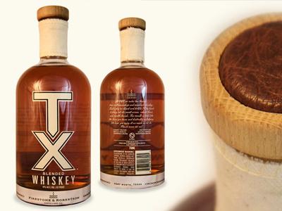 TX Whiskey whiskey branding packing design texas whiskey branding logos apparel design