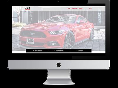 Sneak Peek of JMC Competitions New Website competition wordpress web development website