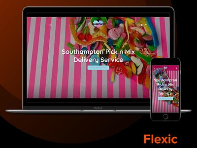 Recent Shopify development for online pick n mix store design development developer website shopify