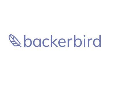 backerbird logo
