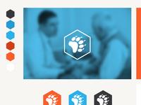 New Healthcare App Brand Identity