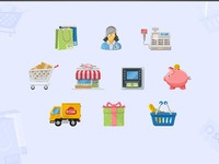 Icon selection