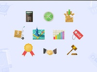Even more icons