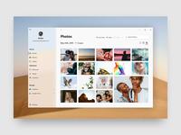 Microsoft Photos redesign