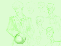 doodles character