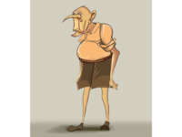 old_man character