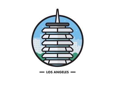Los Angeles Icon - Revised