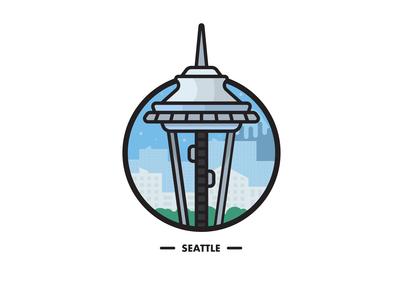 Seattle Icon
