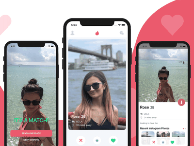 Mobile Dating App Template app template mobile design ui kits ui kit design dating template dating app datingapp dating mobile app templates react native templates templates react native mobile app development mobile app mobile app design