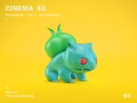 Pokemon - 001 - Bulbasaur