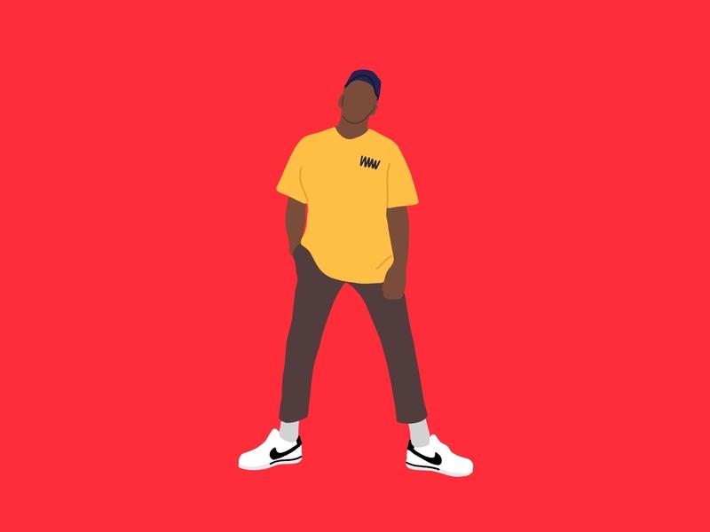 Let's do great thing together sneakers nike logo icon vector murals line art illustrator illustration graphic  design graphic artist graphic art fashion art drawing design color artist art animation adobeillustator