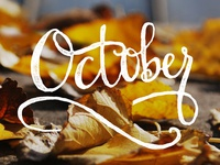 Hello October 1!