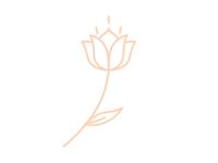 monoline flower