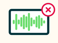 Signal Error Icon