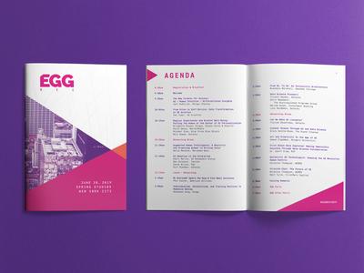 EGG Conference —Program