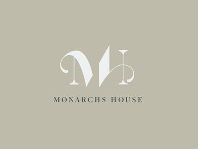 Monarchs House Logo Exploration