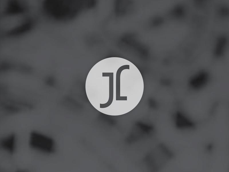 JL Symmetrical Mark geometric songwriter singer identity symmetry jl type mark logo