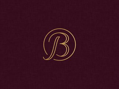 JB Wedding Monogram
