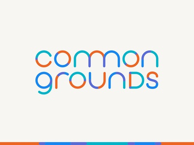Common Grounds - Primary Logo