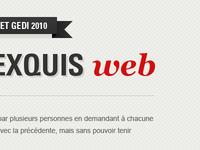 Exquis web?