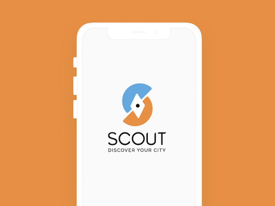 Scout Logo Animation austin acl mobile app branding animation after effects