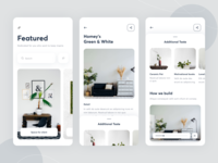 Interior App Concept