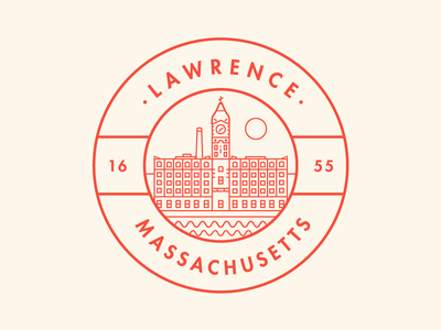 Snapchat Geofilter - Lawrence,  MA