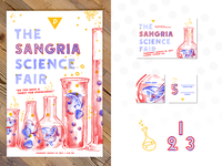 The Sangria Science Fair Poster