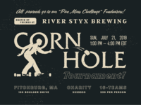 """Corn Hole Tournament!"""