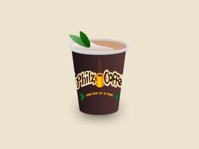 Philz Coffee Emoji