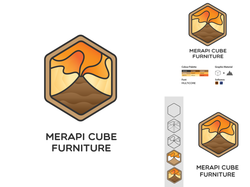 Merapi Cube Funiture