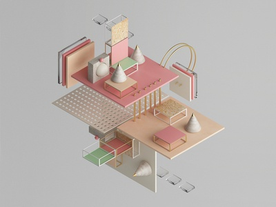 ISOMETRIC SHAPES Vol. I