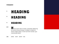 Winkbeds Website - look and feel #2