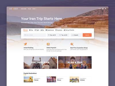 1stQuest homepage Concept 1stquest visa insurance hotel shiraz tehran isfahan iranian iran trip flights booking travel traveling