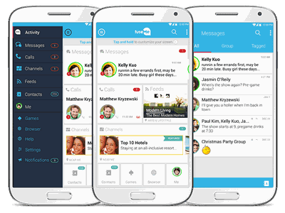 fuseMe Android app android