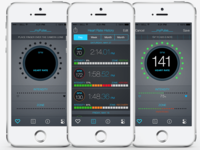 myPulse iOS Heart Monitor App