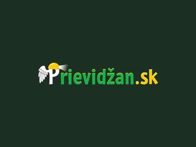 Prievidžan.sk logo prievidzan prievidza illustration