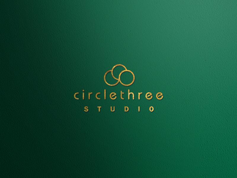 Branding - Circlethree Studio branding elegant circle minimal interior design logo logo designer logodesign logo construction business architechture interiordesign interior studio