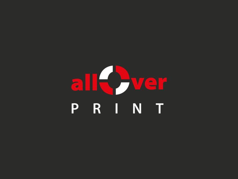 Allover Print - Logo Design (Feedback Appreciated) graphic designer graphicdesign logo inspiration adobe illustrator corporate logo minimal logodesign business logo branding logo