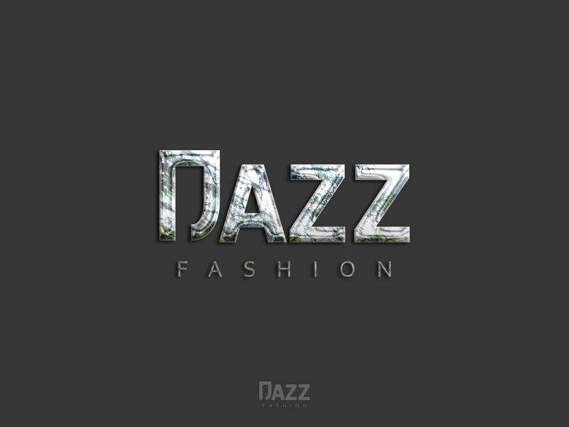 DAZZ Clothing Brand Logo Design clothing company typography minimalist fashion logo fashion clothing logo logo design clothing design apparel clothing brand clothing