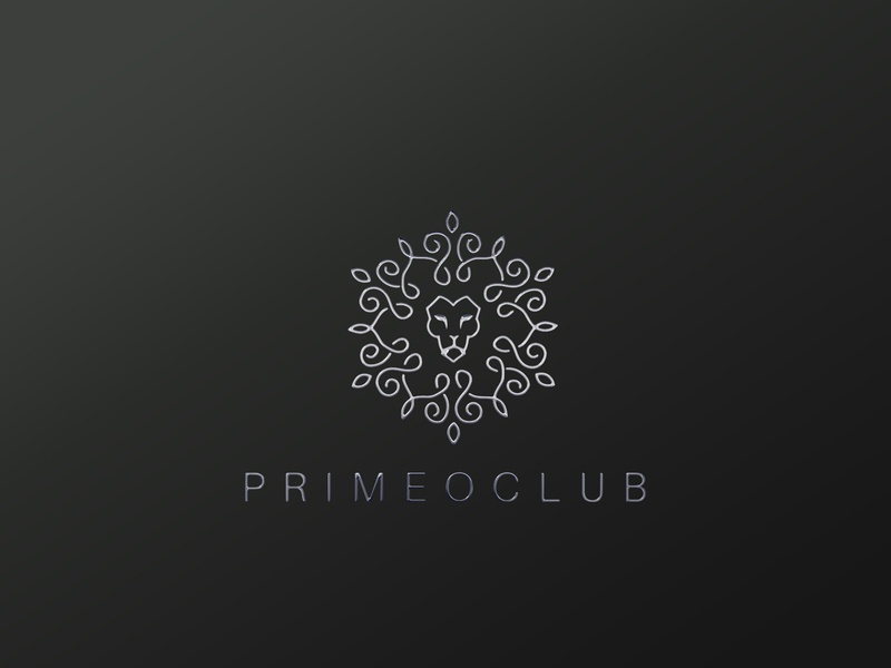 Premium Club - Logo Design logodesign minimal elegant branding clublogo logo club