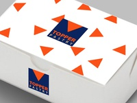 Topper Pastry - Logo design