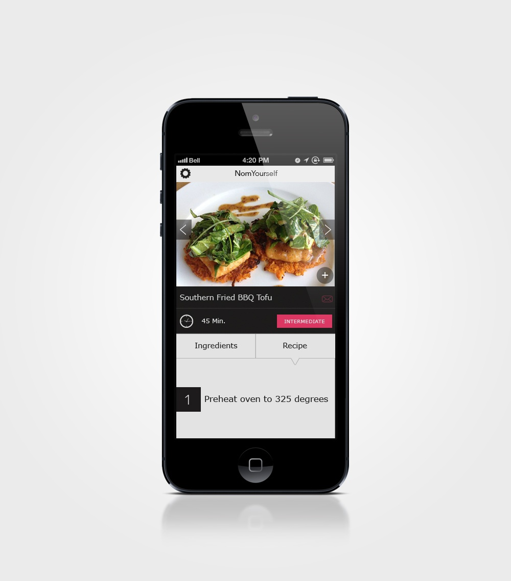 Ny app design